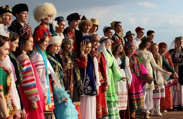 Белиберда «геномных попгенетиков» про народы России