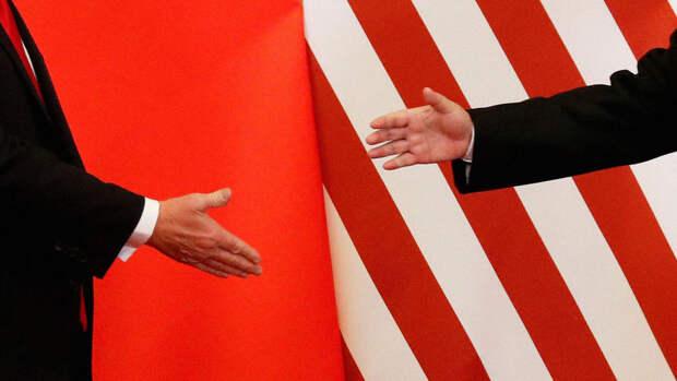 МИД Китая призвал США к выполнению торговых обязательств на фоне коронавируса