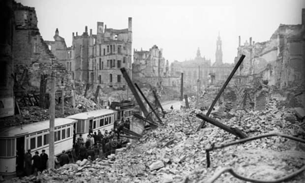 Германию обильно бомбили. /Фото: allqa.app.