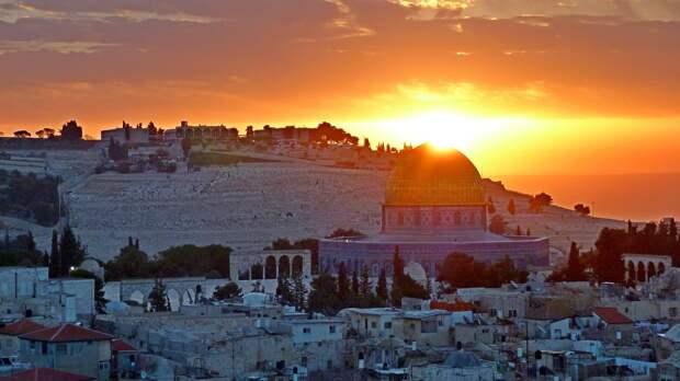 Израиль назвал условия приёма иностранных туристов