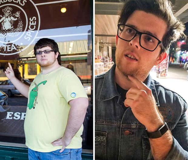 20 фото людей, которые за 6 лет изменили свою жизнь и преобразились сами до неузнаваемости