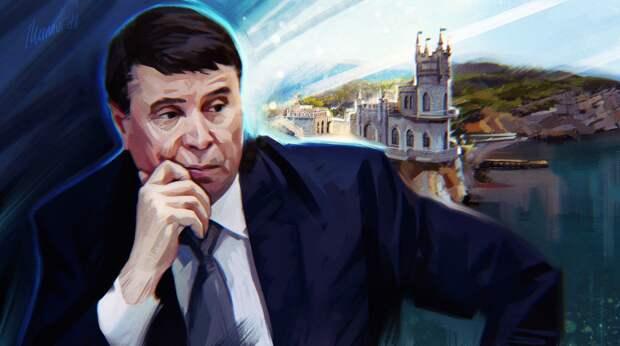 Сенатор Сергей Цеков: Американское оружие убивает граждан Украины