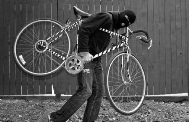 В Севастополе задержан похититель велосипеда