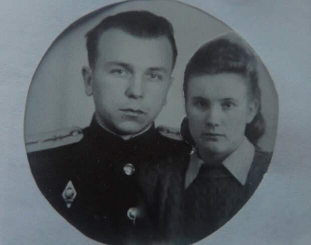 Нам некогда было ругаться: супруги Промптовы из Сокола живут в согласии уже 67 лет Фото из личного архива