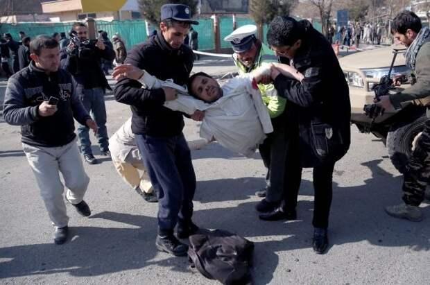 Жертвами взрыва в Афганистане стали 30 человек