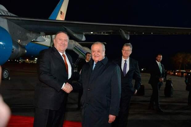Глава МИД Узбекистана доволен отношениями с США