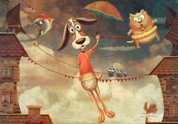 Блог Павла Аксенова. Анекдоты от Пафнутия. Рис. natamc - Depositphotos