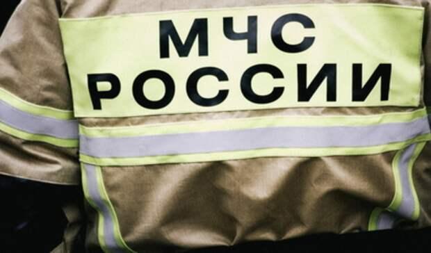 После утечки ядовитого газа МЧС готовится эвакуировать людей близ Керченского пролива