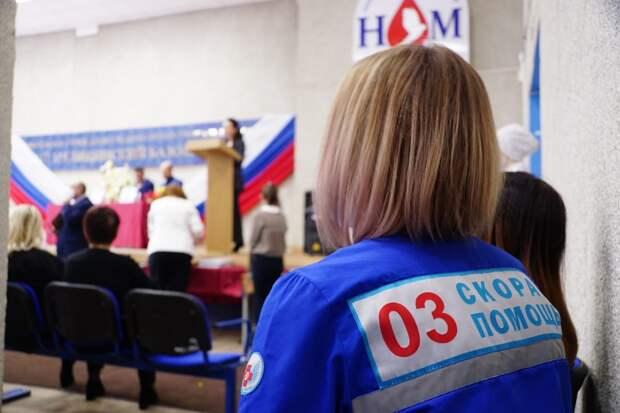 Глеб Никитин: «В2020 году нижегородская служба скорой медицинской помощи совершила почти миллион выездов»