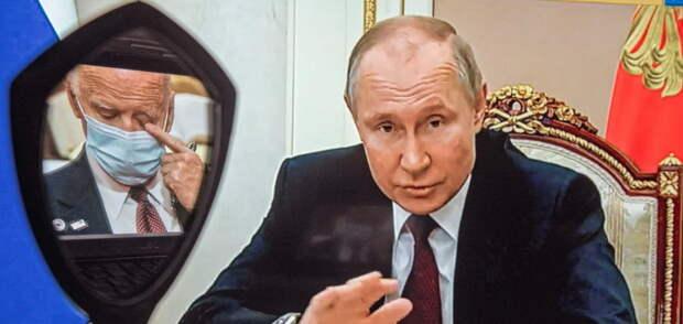 «Красные линии» Путина предназначены Западу, а не Украине