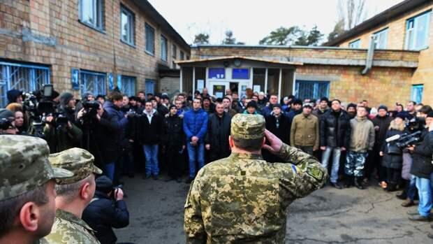 """Киев не выполняет план по призыву в ВСУ даже в самых """"патриотичных"""" областях Украины"""