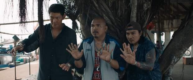 Тайский вояж Михаила Гомиашвили: трейлер фильма «Хэппи-Энд»