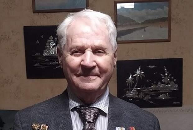 Легендарный разведчик из Лианозова отпраздновал 95-летие