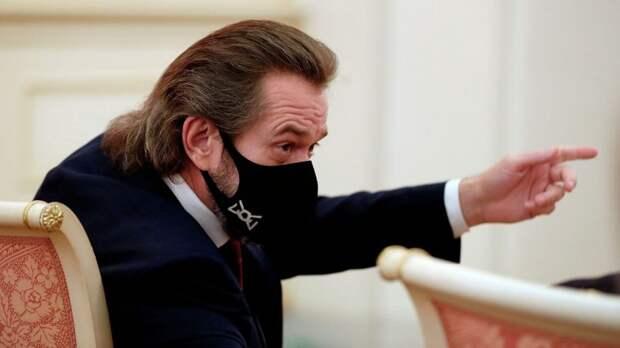 Машков подал заявку на участие в праймериз «Единой России»