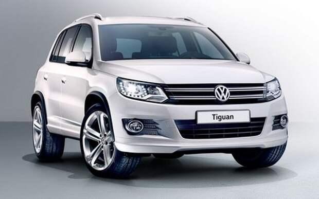 Владелица Тигуана, у которого заклинили все колеса, отсудила 1,6 млн рублей