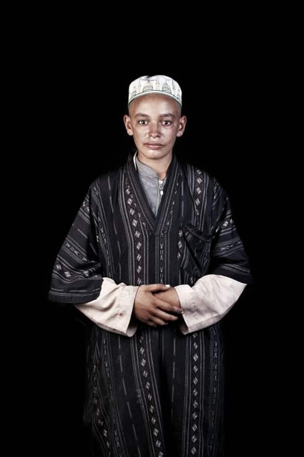 Настоящие марокканцы: 12 фотографий людей с весьма экзотической внешностью