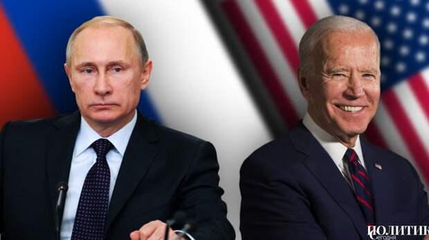 Песков: Кремль анализирует возможность встречи Путина и Байдена