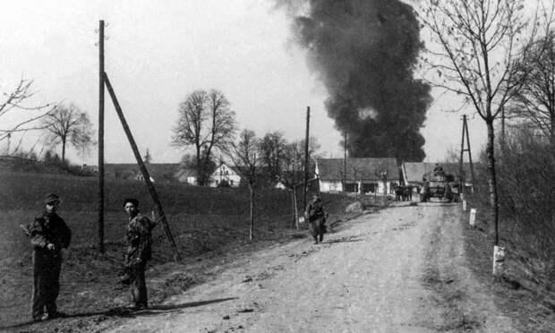 Последняя победа немцев над Красной Армией