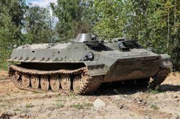 Что за робота подносчика боеприпасов хотят создать в России?