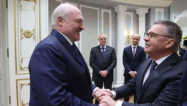 Фазель: «Политическое давление — не проблема. Белорусы для меня братья»