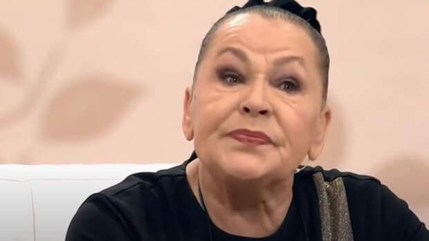 Раиса Рязанова вспомнила, как друзья покойного сына помогали ей пережить горе