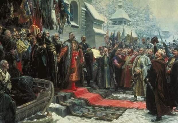 О том, как большая часть Украины будет возвращаться на историческую Родину