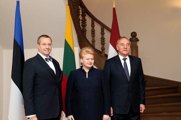 Прибалтика больше не интересна ни Москве, ни Минску