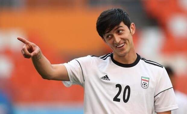 Азмун начинает сезон дублем за сборную Ирана в квалификации ЧМ-2022