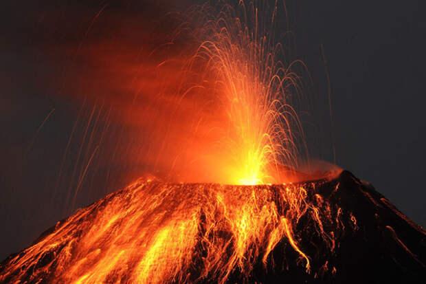 Угроза извержения супервулкана Йеллоустоун требует подготовленного плана действий