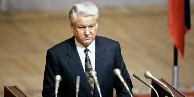 Стало известно о первой попытке Ельцина развалить СССР