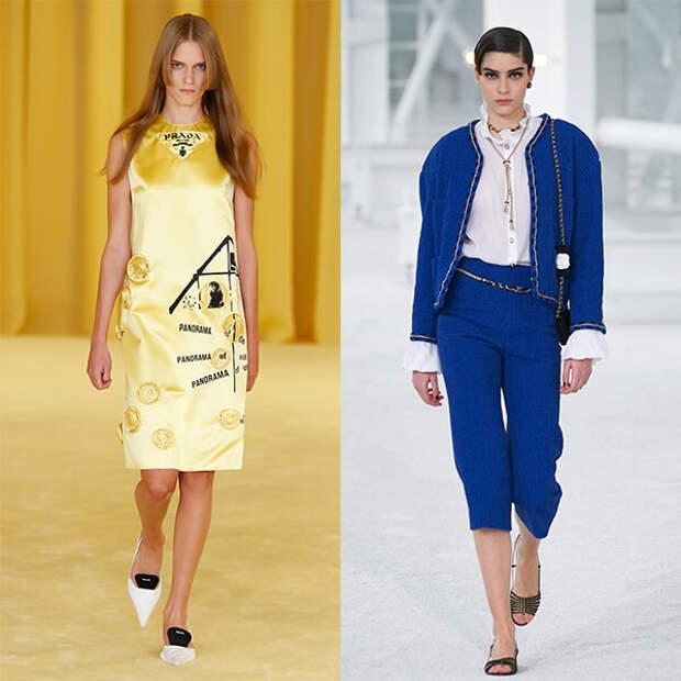 Лавандовый, ярко-синий и другие самые модные цвета 2021 года в украшениях
