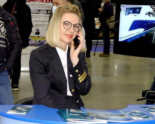 """Выставка катеров и яхт """"Московское Боут Шоу"""""""