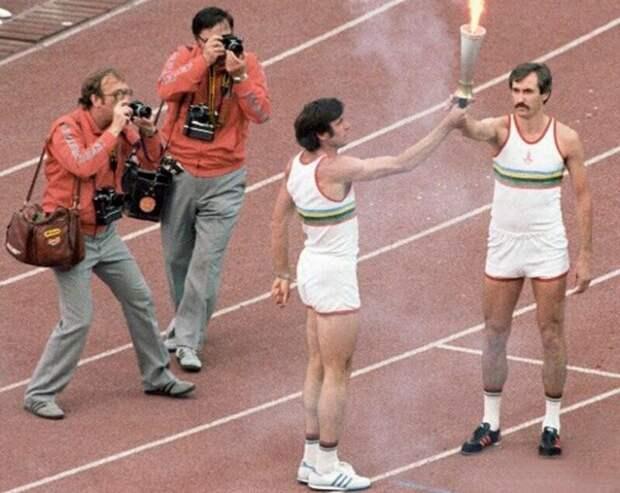 Как проходила Московская Олимпиада