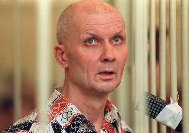 Маньяк Чикатило как украинский националист