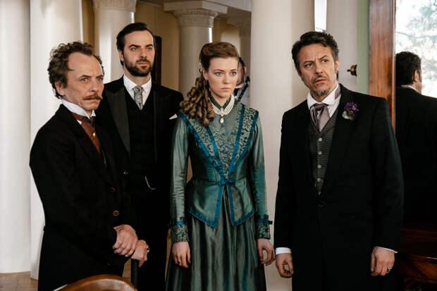 Стали известны подробности второго сезона «Анны-детективъ»