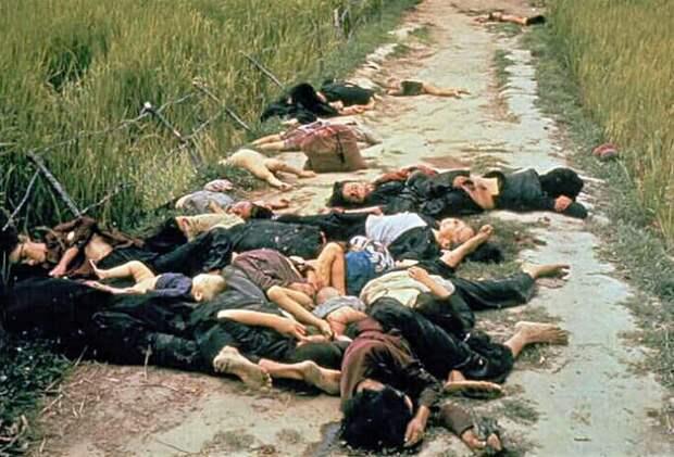 53 года назад в этот день произошла бойня в Сонгми.