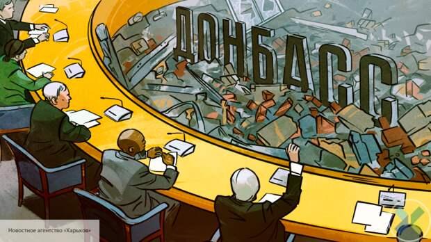 Запад хочет чтобы Украина отработала кредиты наступлением на Донбасс