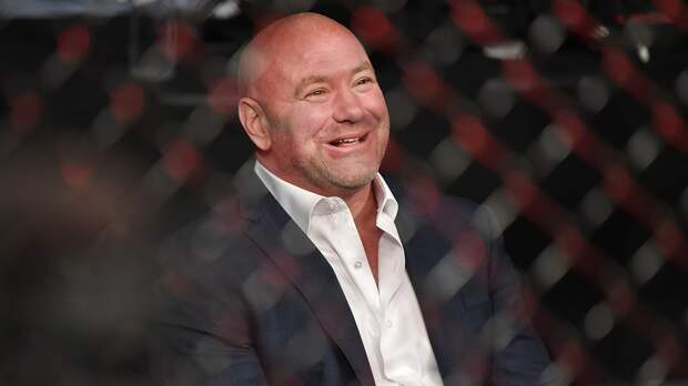 «Что унего зачелюсть! Никто так недержит удары». Глава UFC прокомментировал поражение Фергюсона отГэтжи
