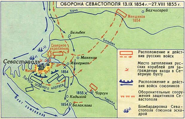 «Объединённая Европа» обломала зубы о русский Севастополь