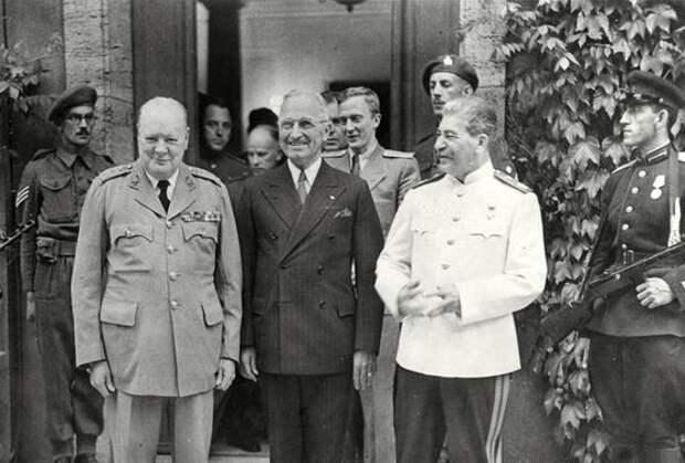 Операция «Пальма»: как Берия переправил Сталина в Потсдам