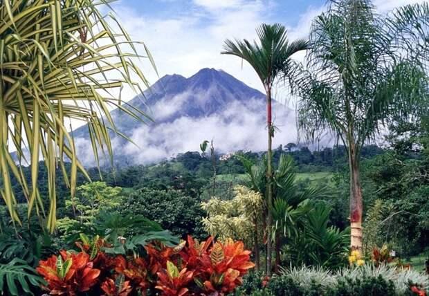 Коста-Рика отдых, путешествия, туризм, экология