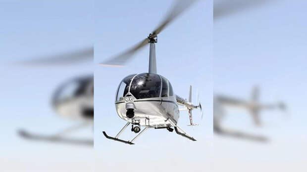 Крупный бизнесмен пострадал при крушении вертолета в Белом море