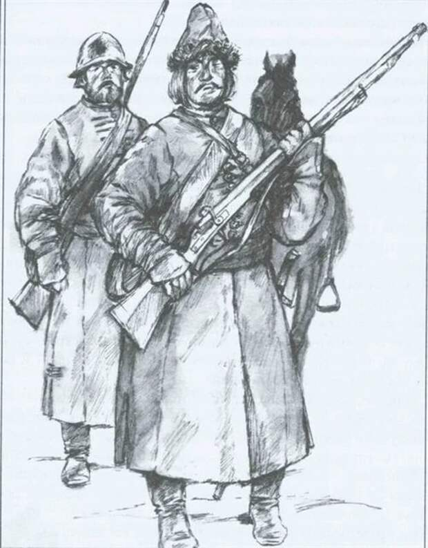 На страже Уктуса: история драгунской роты в окрестностях будущего Екатеринбурга