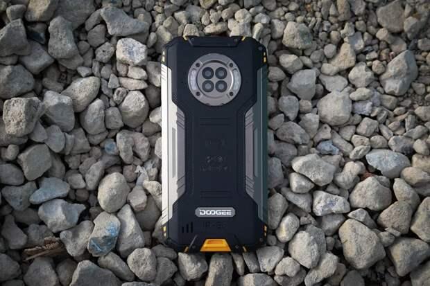 Неубиваемый смартфон с IP69K, MIL-STD 810G и камерой ночного видения Doogee S96 Pro заметно подешевел