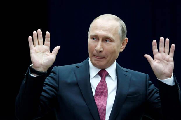 О капитуляции Путина: полные условия