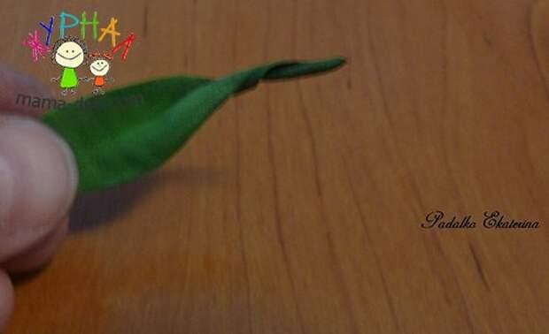 Цветок из фоамирана. Мастер-класс