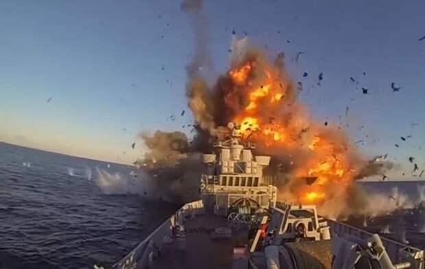 Морпехи США потопили корабль у побережья Калифорнии новой ракетой