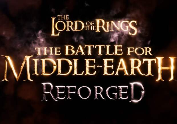Ремейк знаменитой The Lord of the Rings: Battle for Middle Earth!