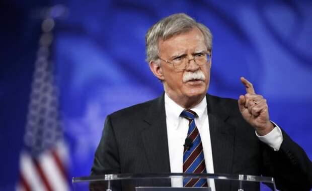 На фото: Советник президента США по национальной безопасности Джон Болтон