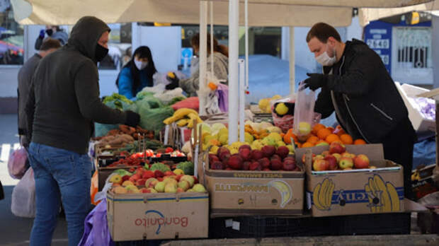 Девять рынков Ростова готовы принять аксайских торговцев